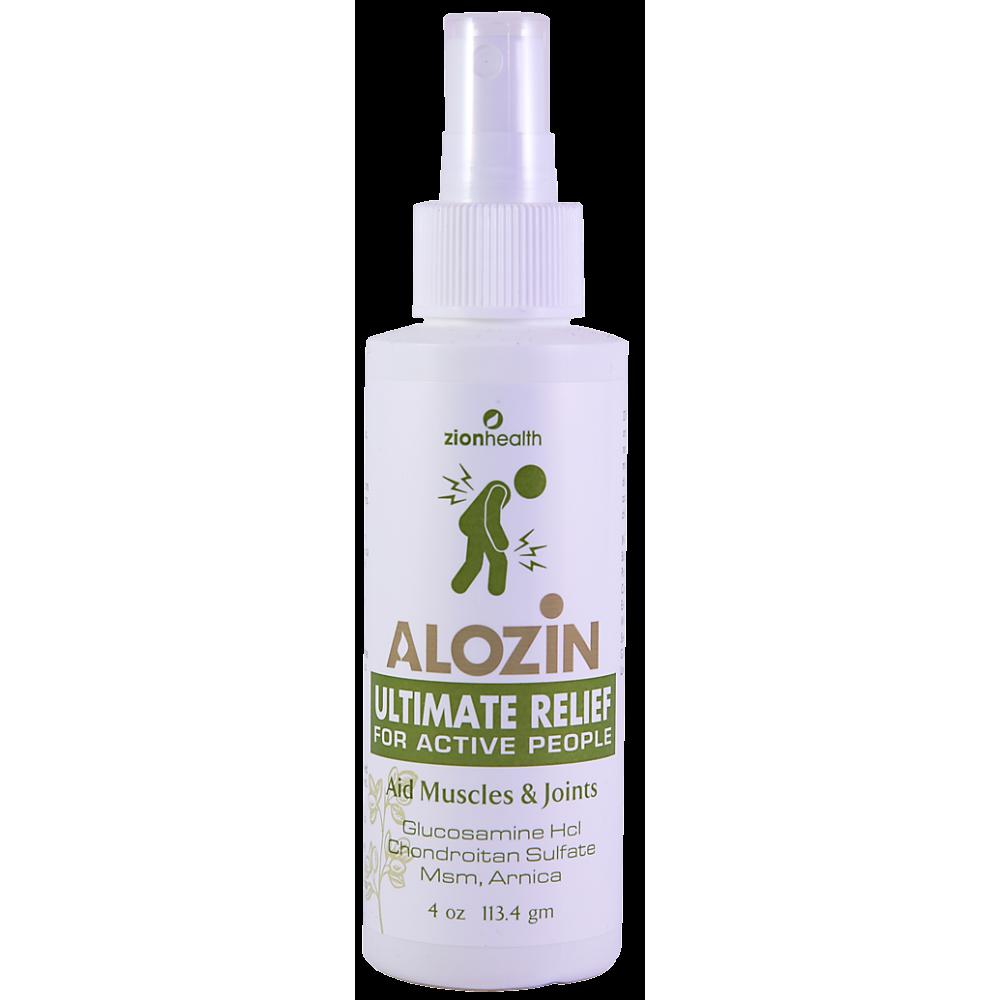 Alozin Natural Relief Spray