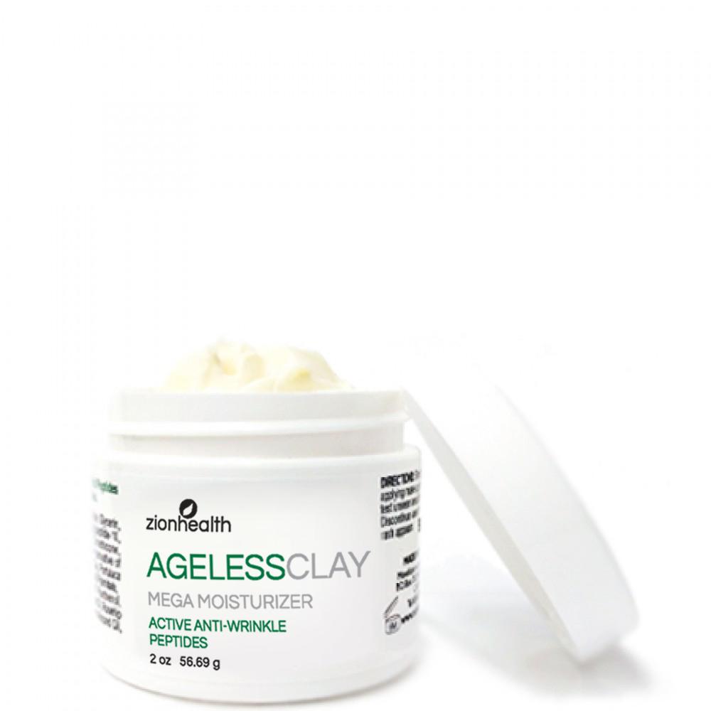 Ageless Clay Anti-Wrinkle Cream 2oz