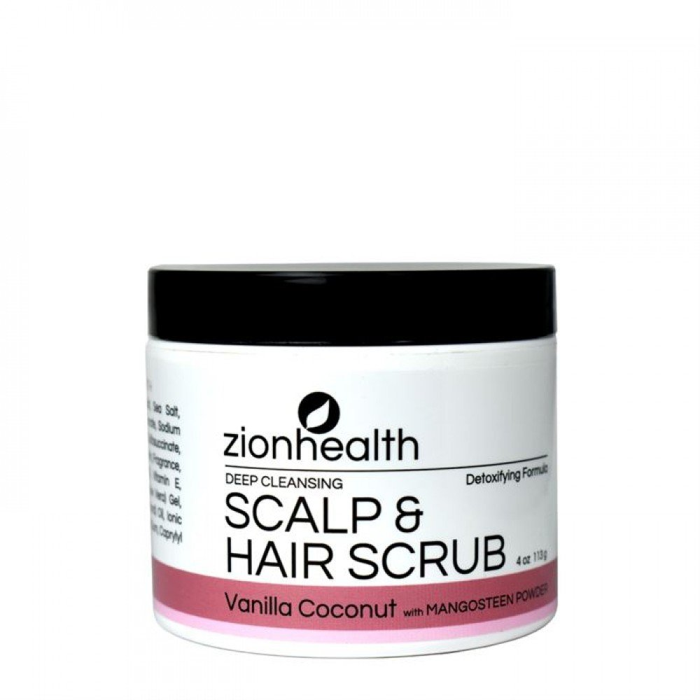 Deep Cleansing Scalp & Hair Scrub