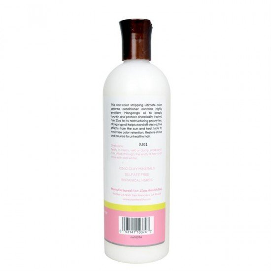 ZionHealth Ultimate Color Defense Conditioner 16 oz. image