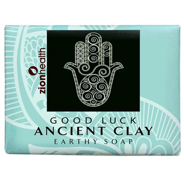 Ancient Clay Vegan Soap  -  Good Luck 10.5 oz