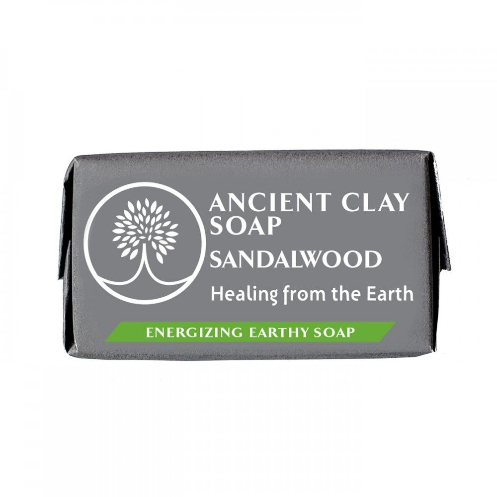 Ancient Clay Sandalwood Soap