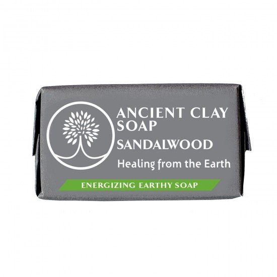 Ancient Clay Soap - Sandalwood 1oz image
