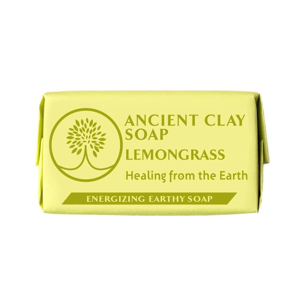 Ancient Clay Lemongrass Soap1