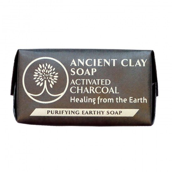 Ancient Clay Soap Charcoal - 1oz image