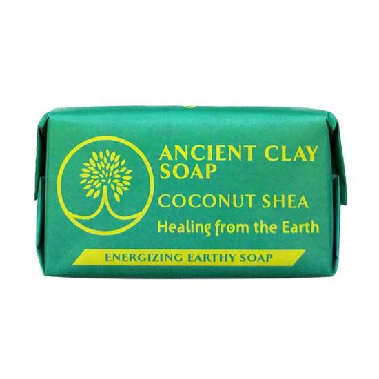 Ancient Clay Natural Soap - 1oz. Coconut Shea image