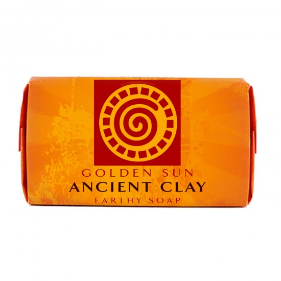 Ancient Clay Soap - Golden Sun 1 oz image