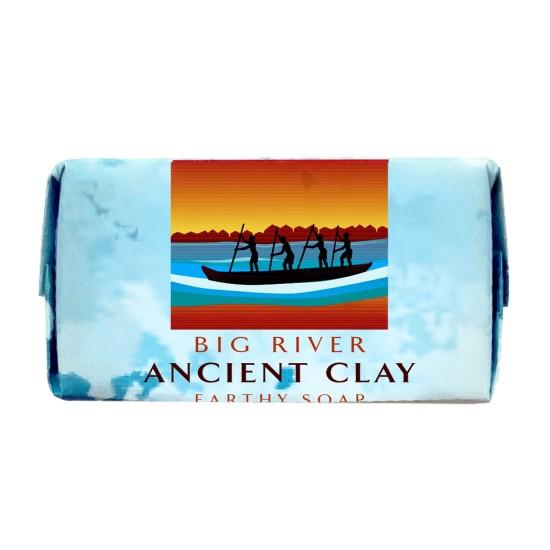 Ancient Clay Soap - Big River 1 oz image