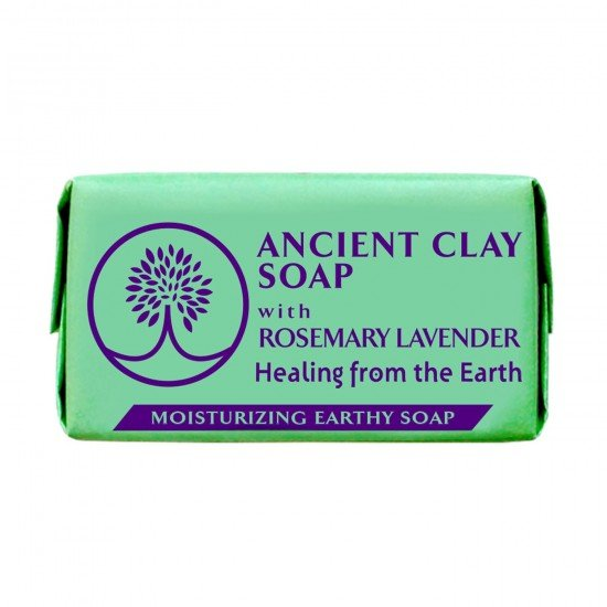 Ancient Clay Soap - Rosemary Lavender 1 oz image
