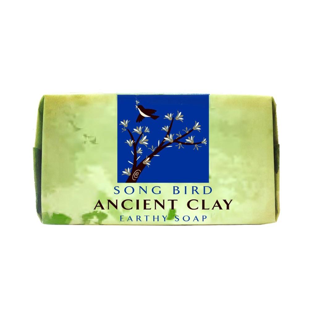 Ancient Clay Vegan Soap  -  Song Bird 1 oz