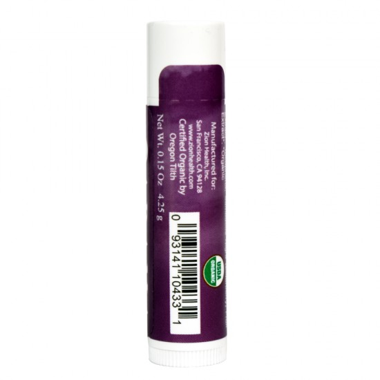 Adama Minerals Hydrating Lip Balm - Elderberry image