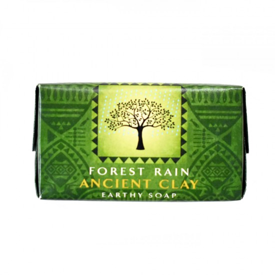 Ancient Clay Soap - Forest Rain 1 oz image