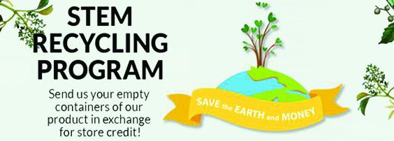 STEM Recycling Program is back