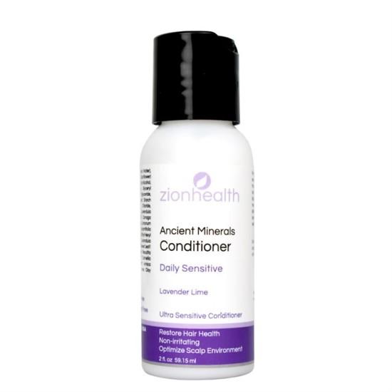 Zion Health Daily Sensitive Conditioner 2oz image
