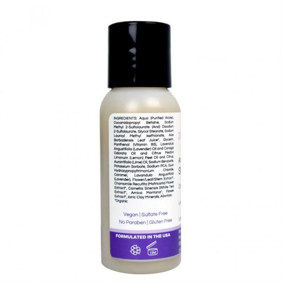 Zion Health Daily Sensitive Shampoo 2oz image