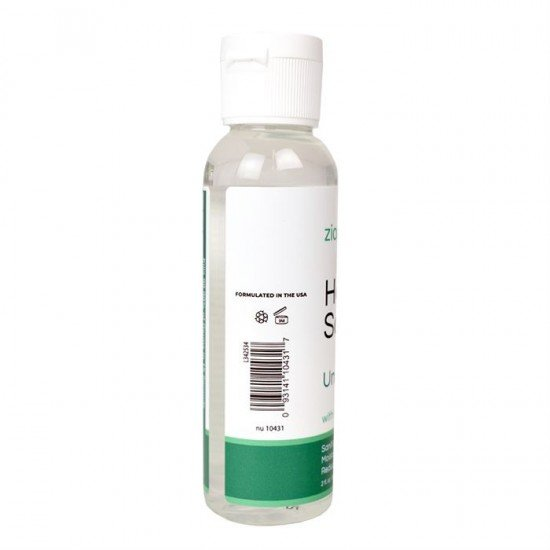 Hand Sanitizer- Unscented with Moisturizing Aloe Image (Pack of 6)