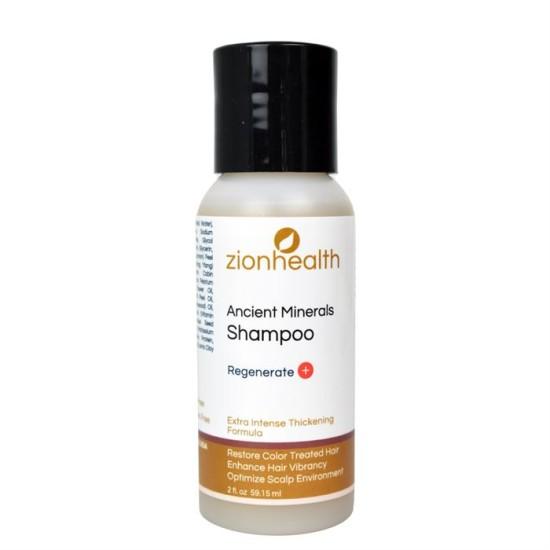 Zion Health Regenerate Plus + Extra Intense Thickening Shampoo 2oz Image