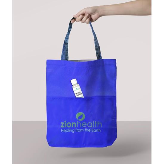 NEW Zion Health Tote Bag image
