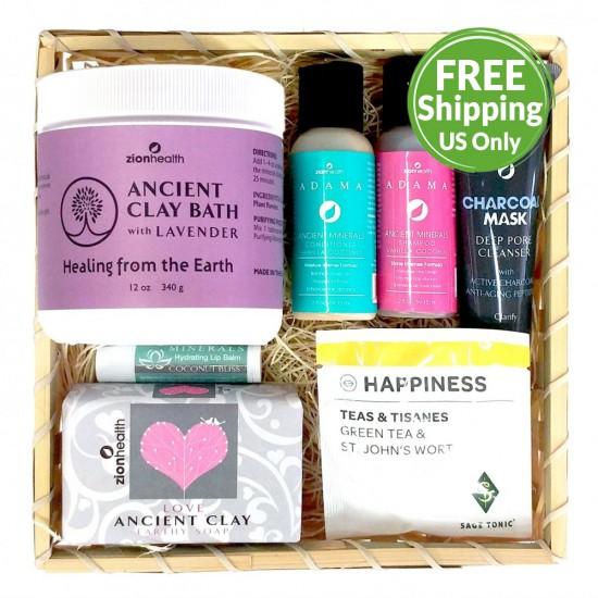 Happiness Spa Kit image