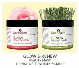 Glow & Renew Beauty Masks