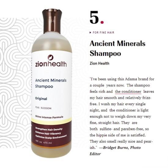 Zionhealth Pear Blossom Original Shampoo 16oz. image