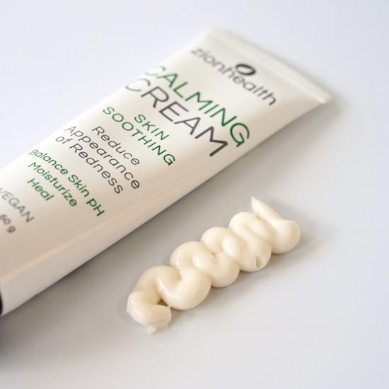 Calming Cream - Relief for Sunburn, Red Skin, Shave Irritation, 2oz.