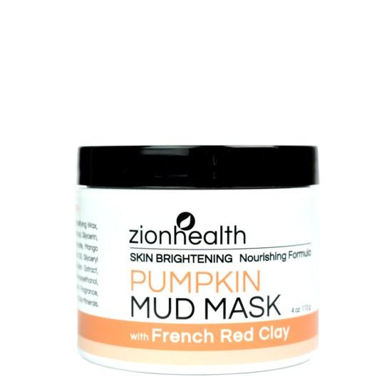 Pumpkin Mud Face Mask - 4oz image
