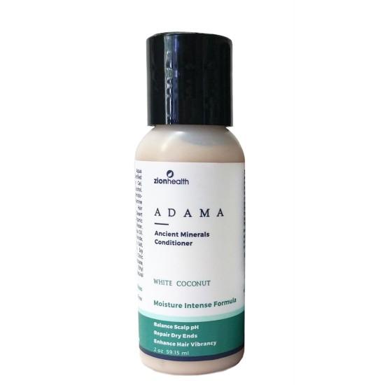 Adama Minerals White Coconut Conditioner 2oz image