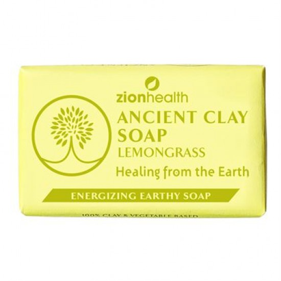 Ancient Clay Soap - Lemongrass 6oz image