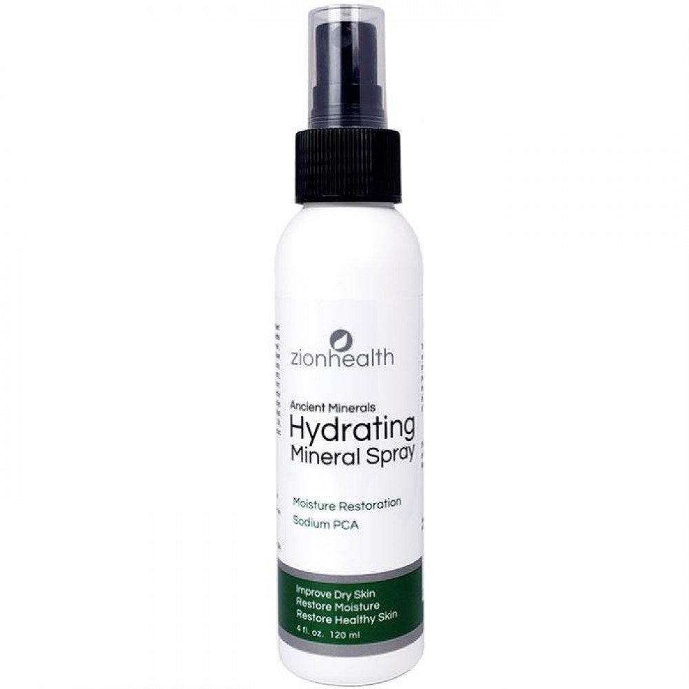 Hydrating Mineral Spray - for the Face & Body with Sodium Pca