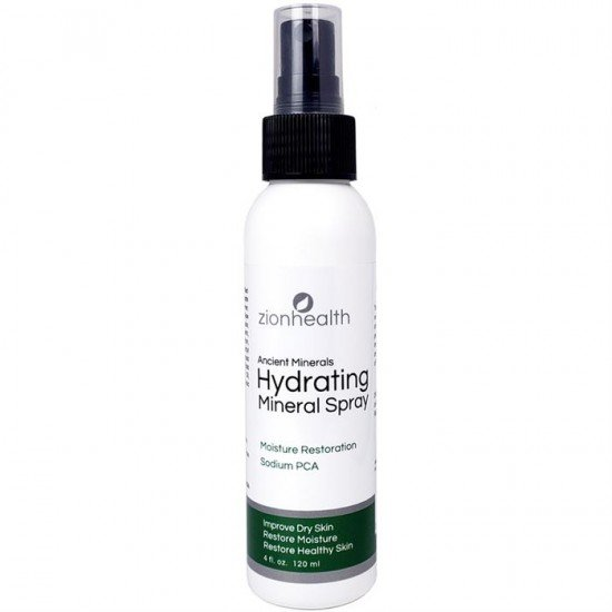 Hydrating Mineral Spray - for the Face and Body with Sodium Pca image