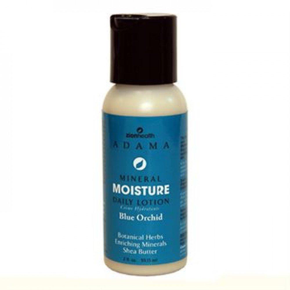 Adama Minerals Moisture Intense Lotion - Blue Orchid 2oz