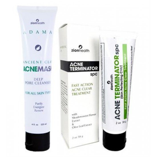 Skin Clearing Kit - Fight and Prevent Stubborn Acne image