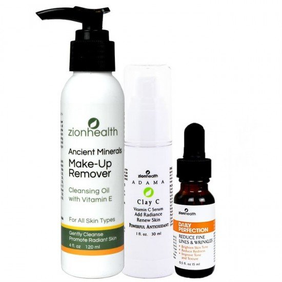 Day For Myself Kit (Cleansing Oil Make up Remover + Daily Perfection Serum + Vitamin C Serum) image