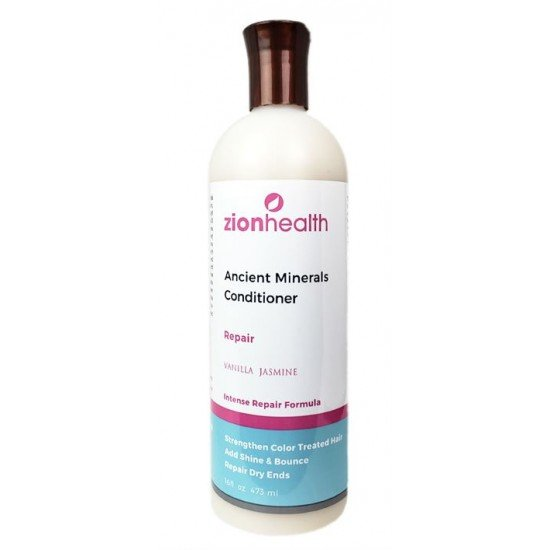 Zionhealth Vanilla Jasmine Repair Conditioner 16oz image
