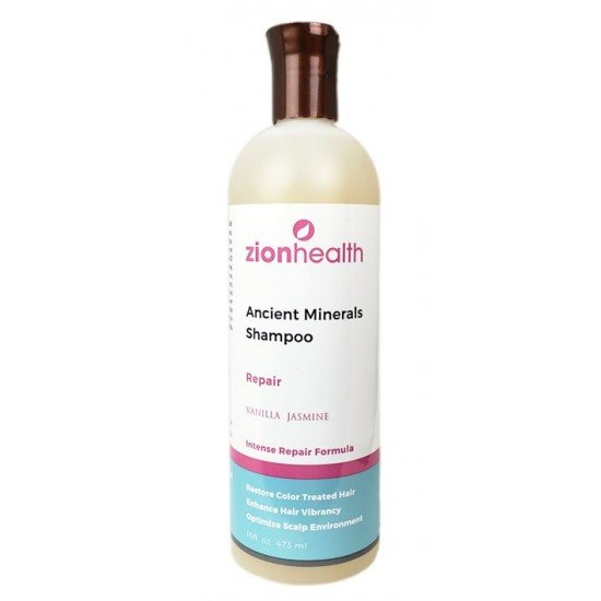 Zionhealth Vanilla Jasmine Repair Shampoo 16oz image