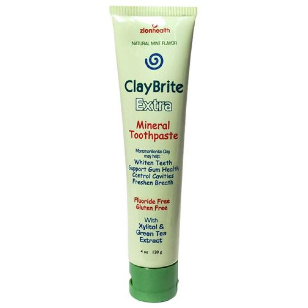 ClayBrite Extra Toothpaste 4oz
