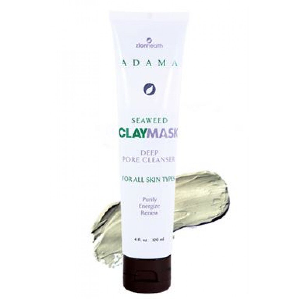 Seaweed Clay Mask - Purifying Mask for all Skin Types