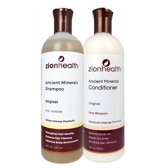 Adama Minerals OriginalHair Care Package - Pear Blossom image