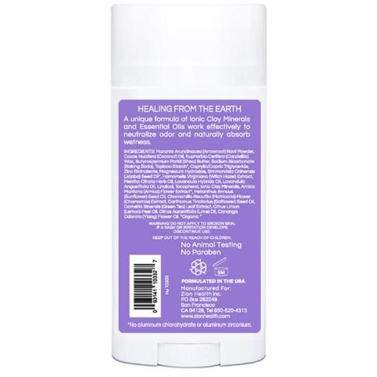 Clay Dry Bold - Lavender Vegan Deodorant - 2.8oz image