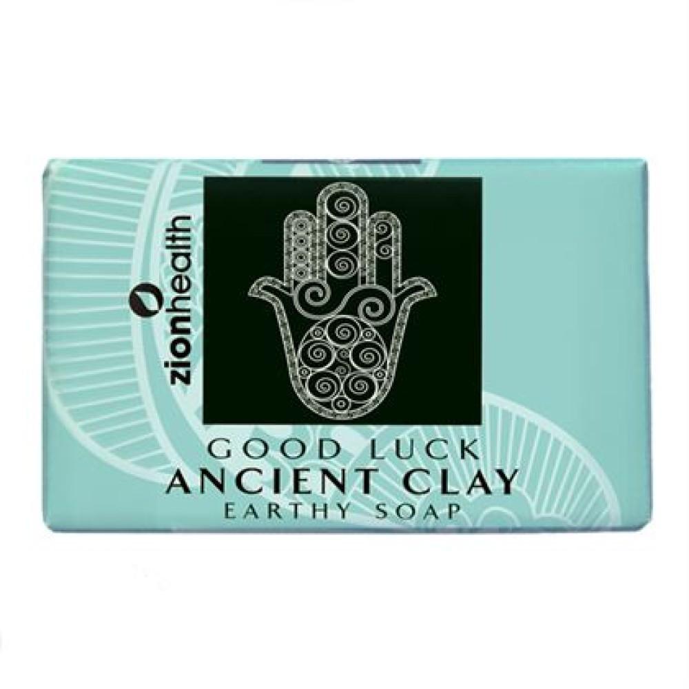 Ancient Clay Vegan Soap  -  Good Luck  6 oz