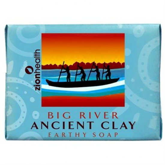 Ancient Clay Soap - Big River 10.5 oz image