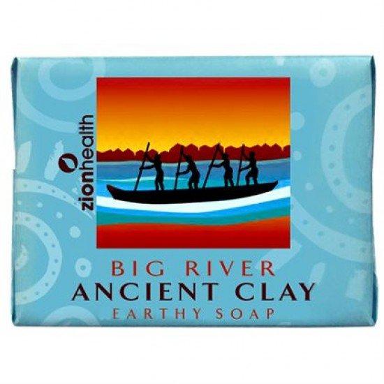 Ancient Clay Soap - Big River 10.5 oz image