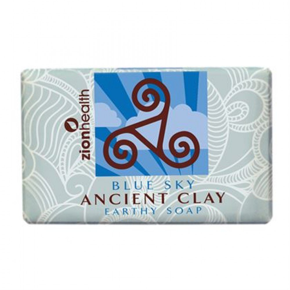Ancient Clay Soap  -  Blue Sky 6 oz
