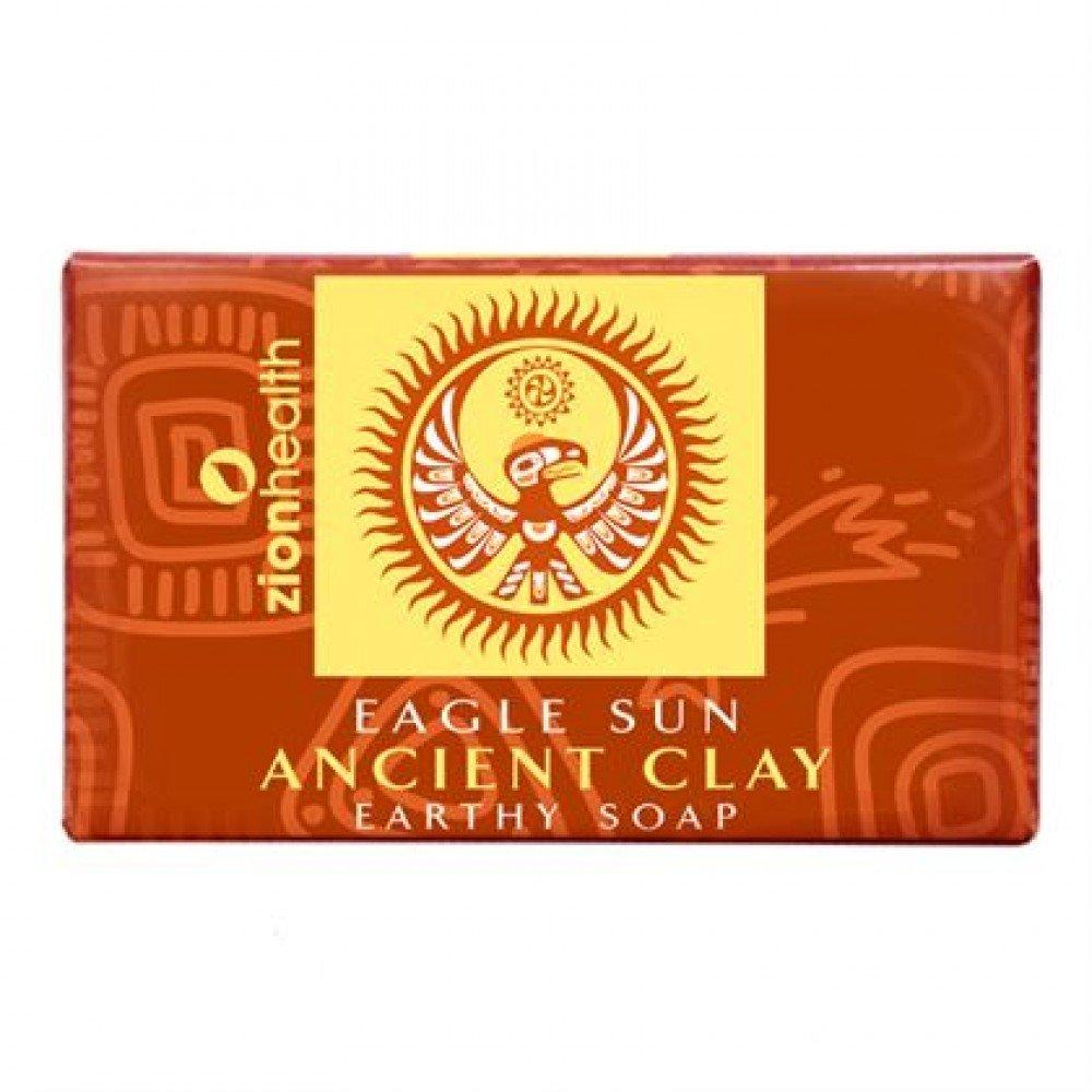 Ancient Clay Soap  -  Eagle Sun 6 oz