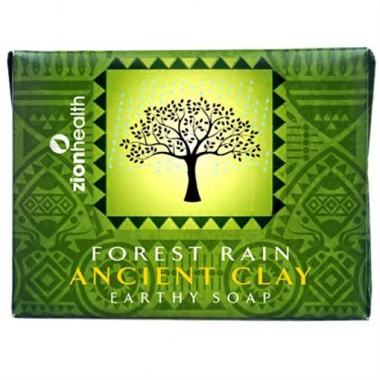 Ancient Clay Soap - Forest Rain 10.5 oz image