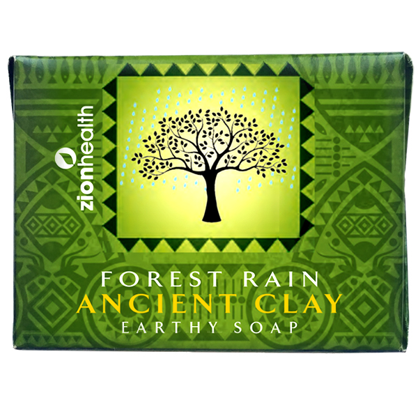 Ancient Clay Soap  -  Forest Rain 10.5 oz