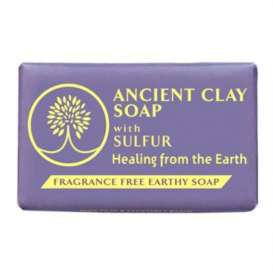 Ancient Clay Soap with Sulfur 6oz image