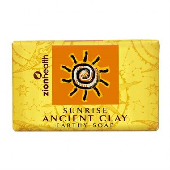 Ancient Clay Vegan Soap - Sunrise 6oz image