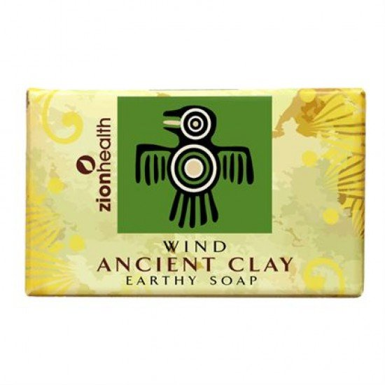 Ancient Clay Soap - Wind 6 oz image